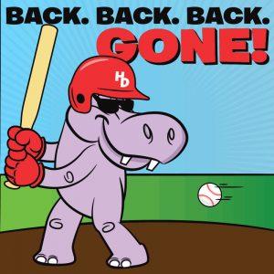 Hippo Digest Direct Home Run Derby Creative Marketing Newsletter