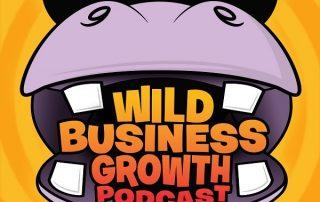 Wild Business Growth Podcast #20 Rebekah Radice - Hollywood's Social Media Star, Founder of RadiantLA
