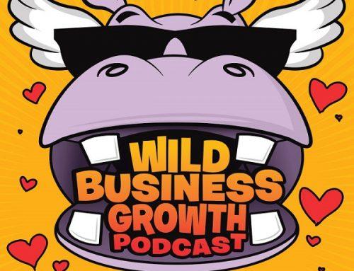 Wild Business Growth Podcast #30: Christina Nicholson – PR and Media Expert, Founder of Media Maven