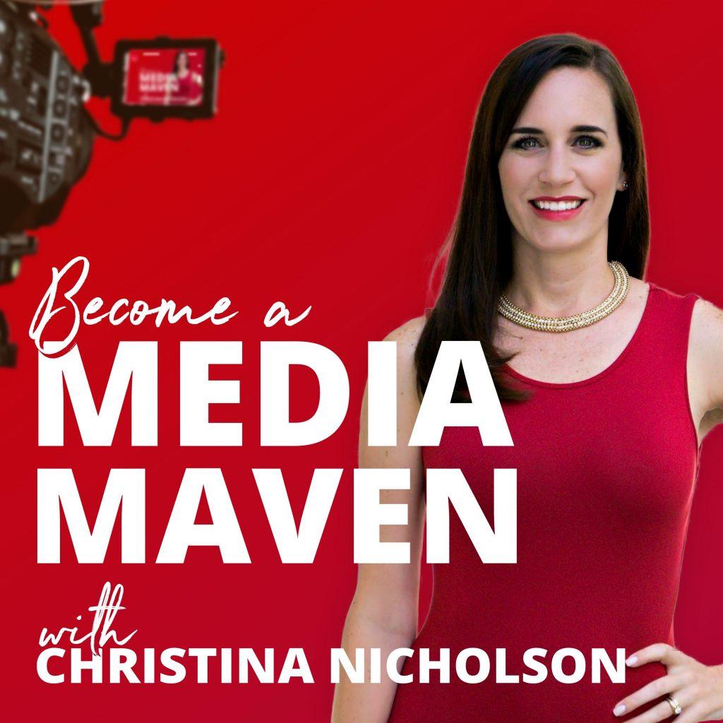 Become a Media Maven with Christina Nichsolson